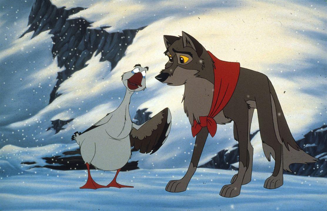 Balto chien-loup, héros des neiges : Photo