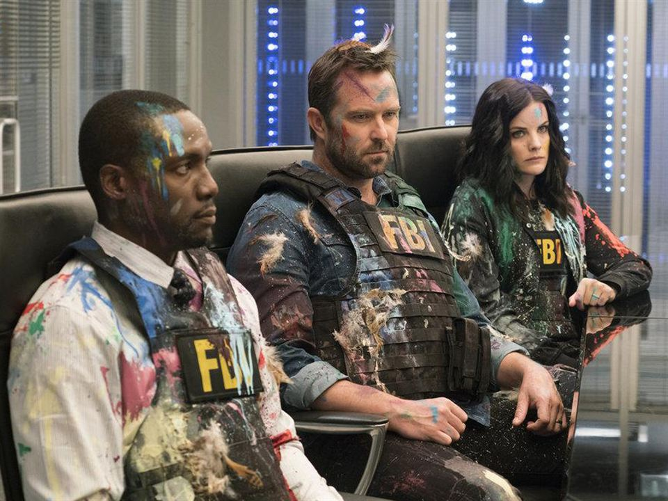 Photo Jaimie Alexander, Ron Brown, Sullivan Stapleton