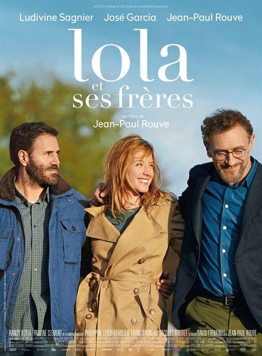 Lola et ses frères : Affiche