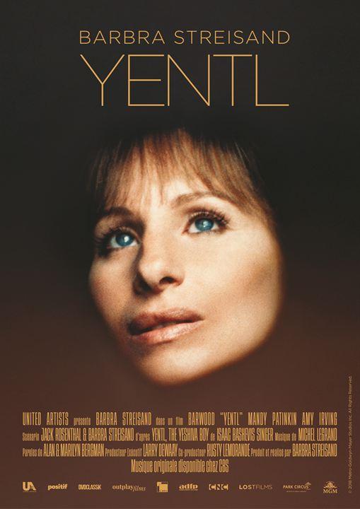 Yentl : Affiche