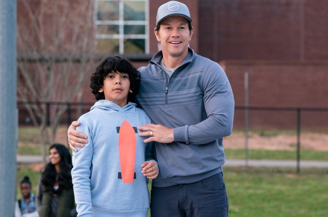Apprentis parents : Photo Gustavo Quiroz Jr., Mark Wahlberg