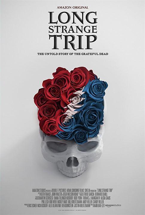Long Strange Trip: A viagem do Grateful Dead : Affiche