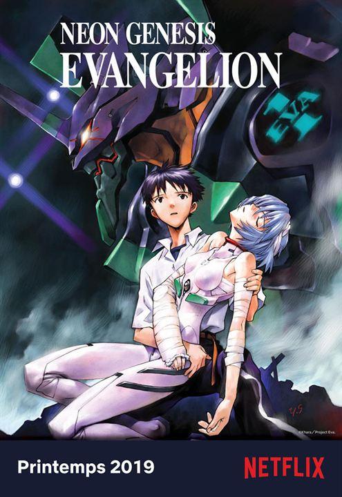 Neon Genesis Evangelion : Affiche