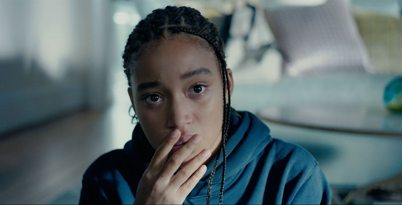 The Hate U Give – La Haine qu'on donne : Photo Amandla Stenberg