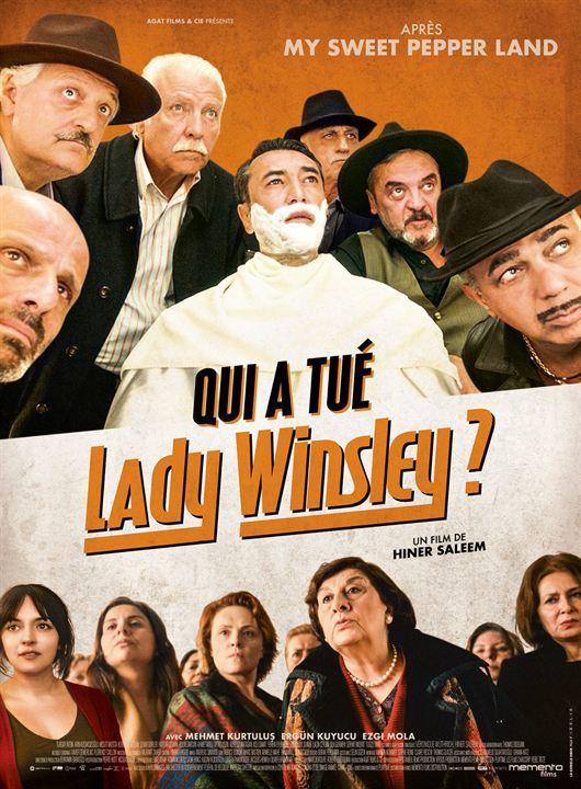 Qui a tué Lady Winsley ? : Affiche