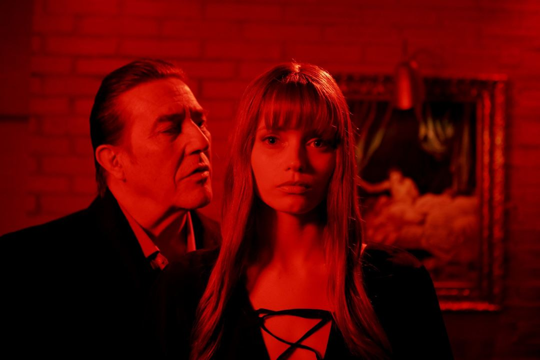Elizabeth Harvest : Photo Abbey Lee, Ciarán Hinds