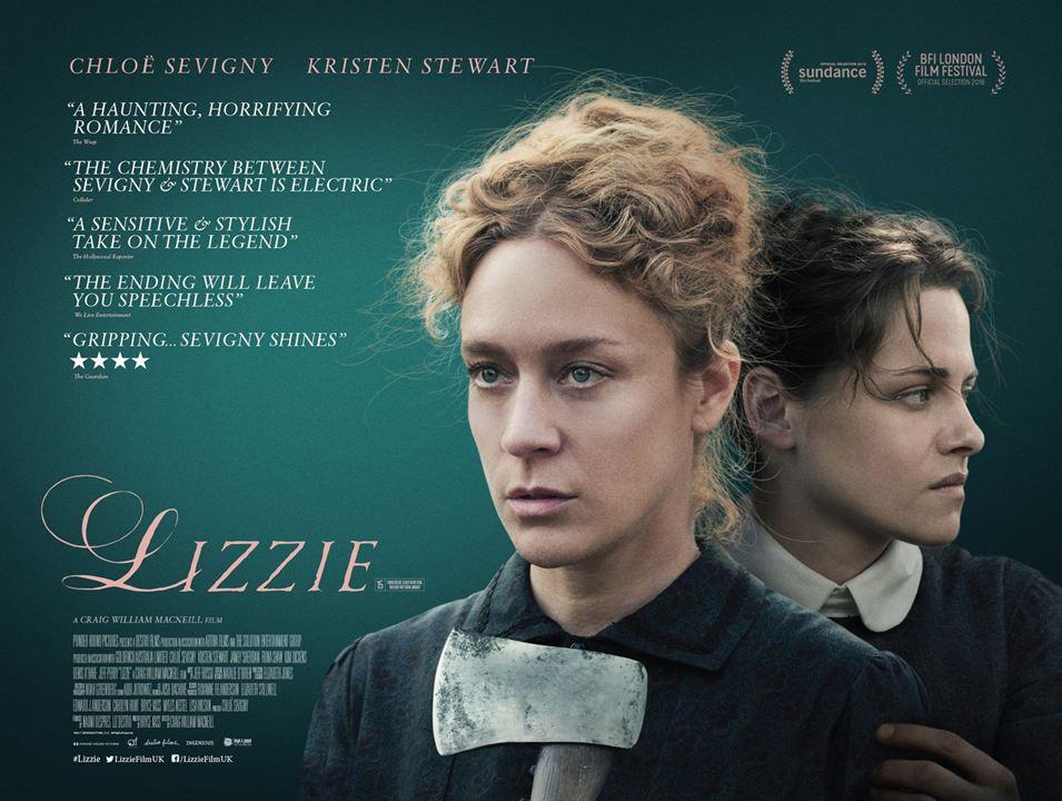 Lizzie : Affiche