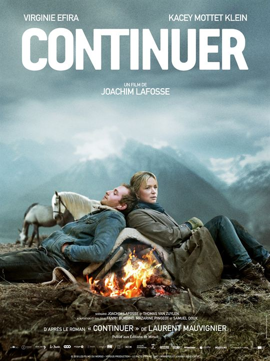 Continuer : Affiche