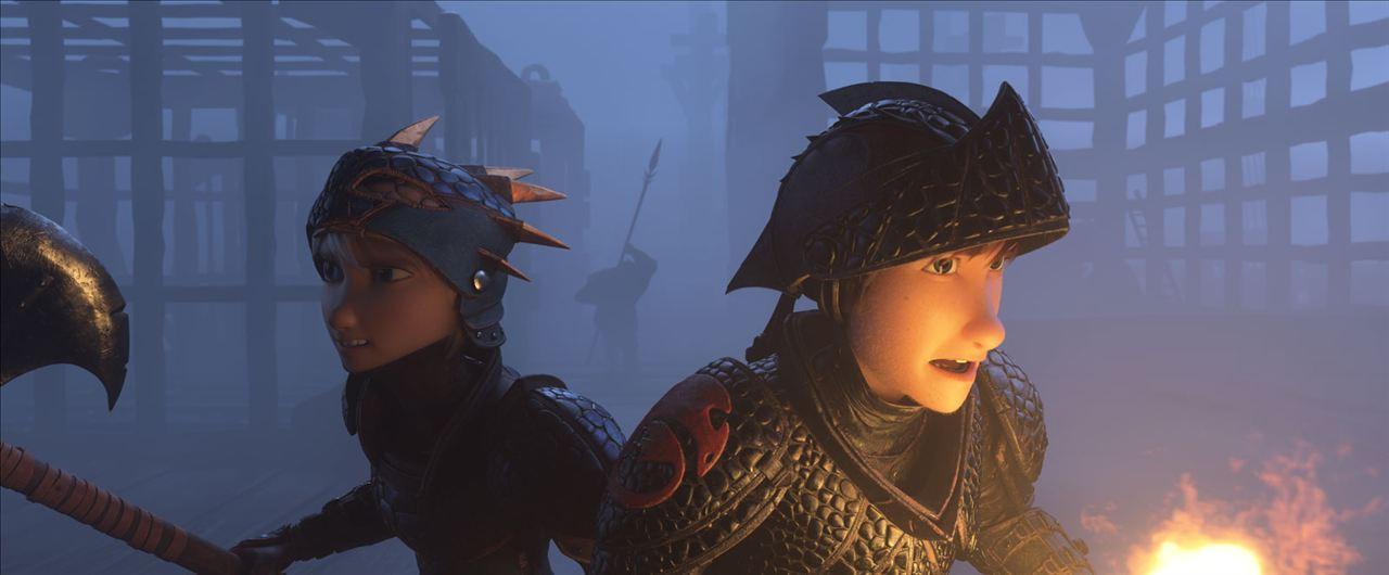 Dragons 3 : Le monde caché : Photo