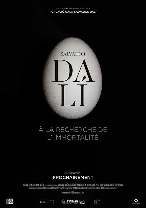 Salvador Dalí : A la recherche de l'immortalité