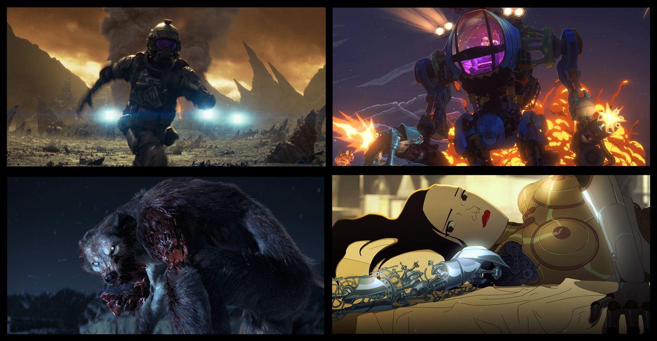 """Résultat de recherche d'images pour """"Love Death + Robots"""""""