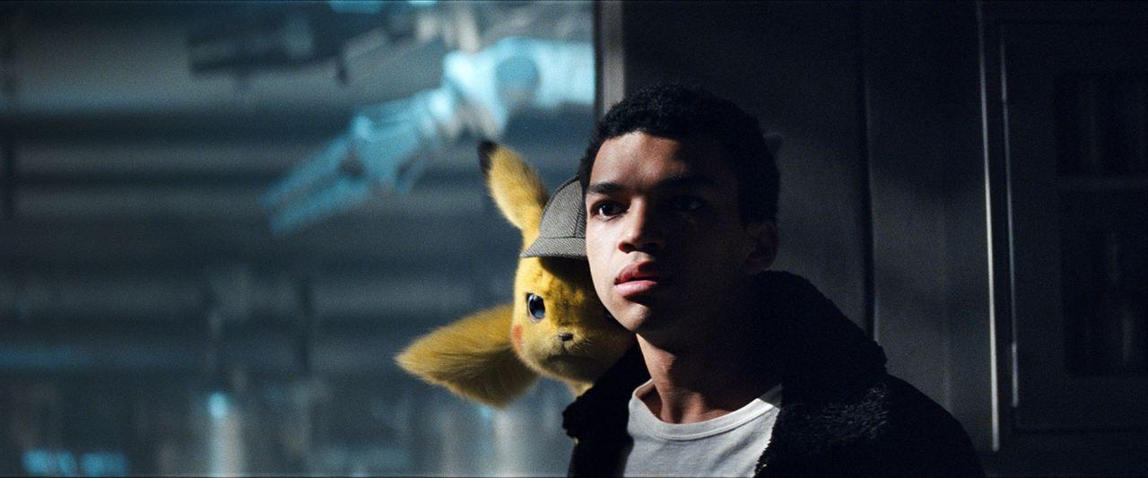 Pokémon Détective Pikachu : Photo Justice Smith