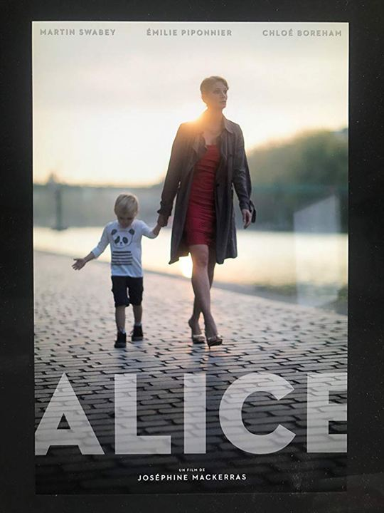 Alice : Affiche