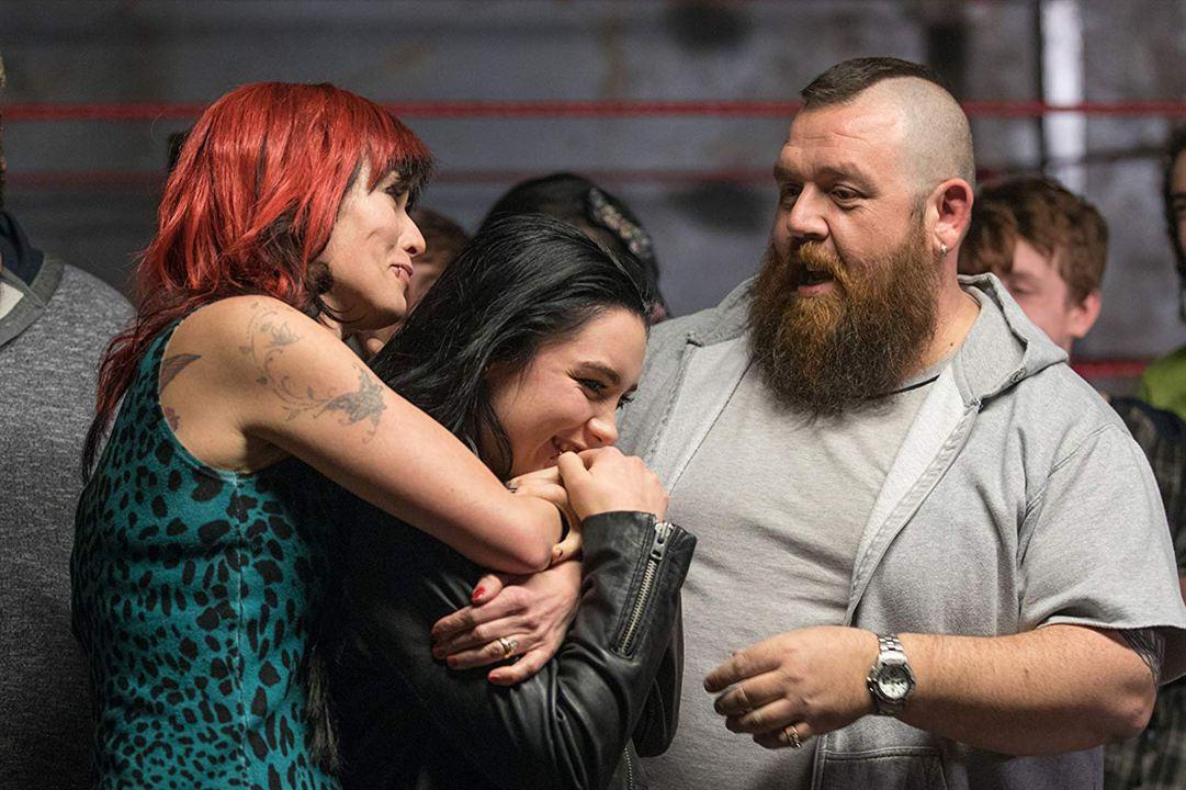 Une famille sur le ring : Photo Florence Pugh, Lena Headey, Nick Frost