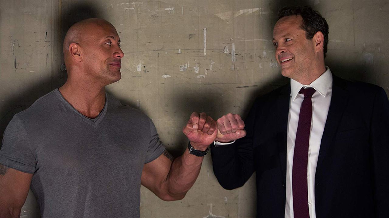 Une famille sur le ring : Photo Dwayne Johnson, Vince Vaughn