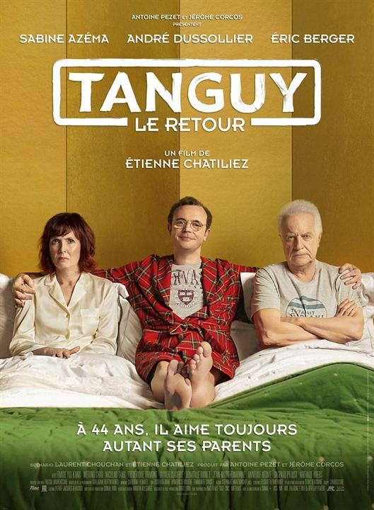Tanguy, le retour : Affiche