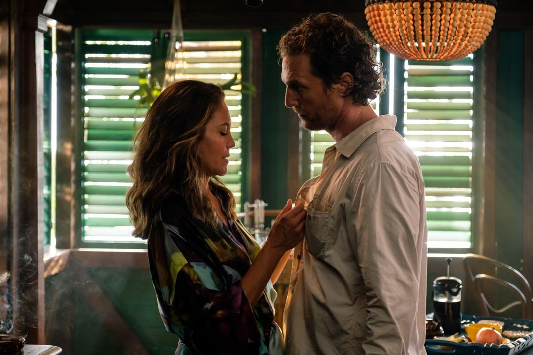 Serenity : Photo Diane Lane, Matthew McConaughey