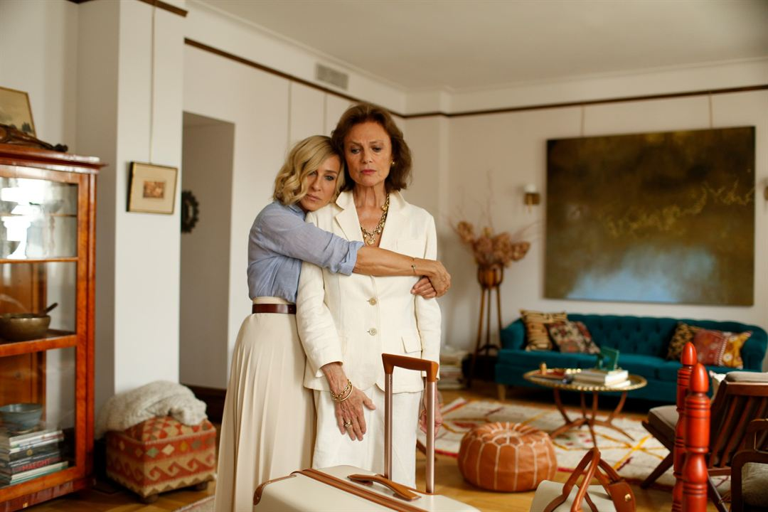 Here and Now : Photo Jacqueline Bisset, Sarah Jessica Parker