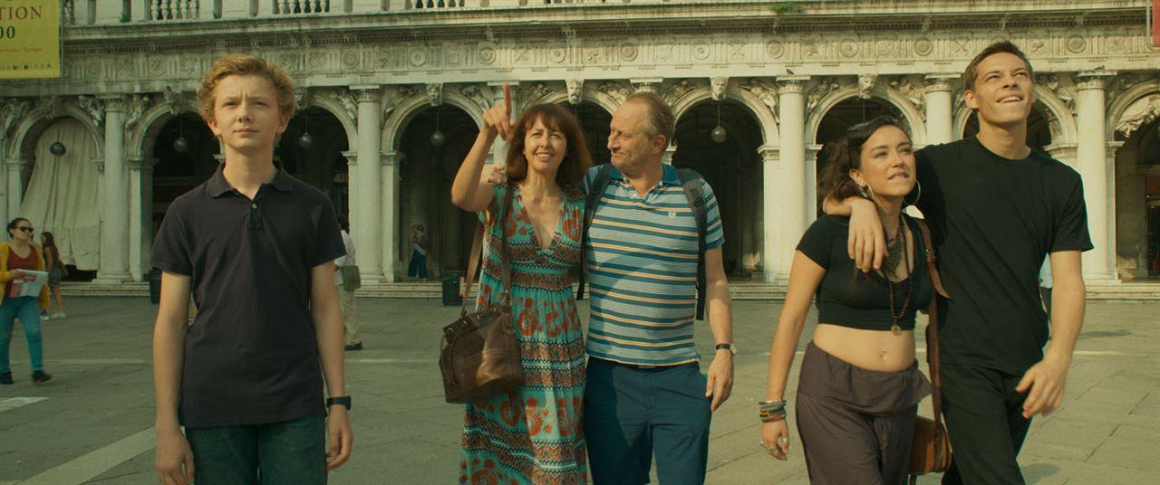 Venise n'est pas en Italie : Photo Benoît Poelvoorde, Coline D'Inca, Eugène Marcuse, Helie Thonnat, Valérie Bonneton