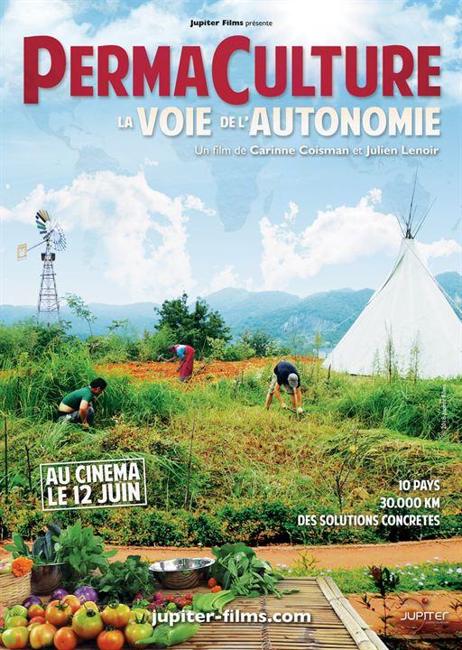 Permaculture, la voie de l'Autonomie : Affiche