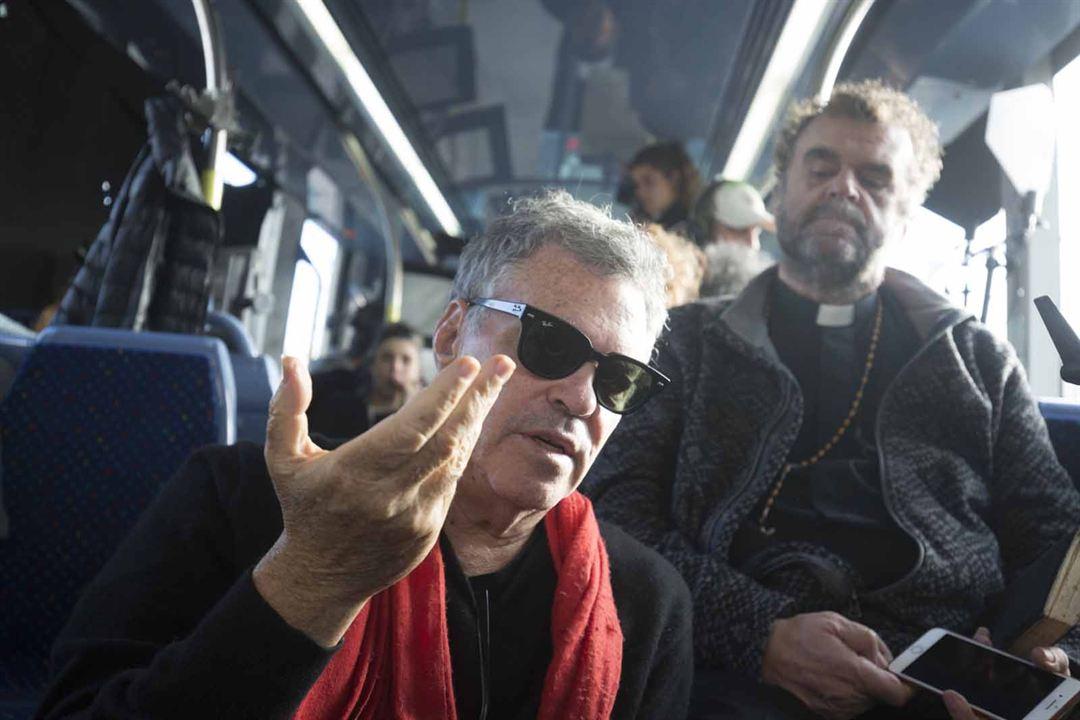 Un Tramway à Jérusalem : Photo Pippo Delbono