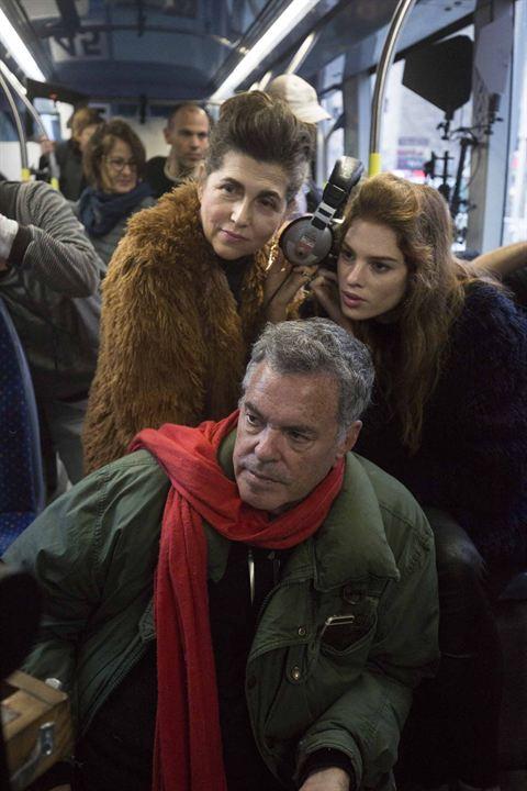 Un Tramway à Jérusalem : Photo Keren Mor, Yuval Sherf