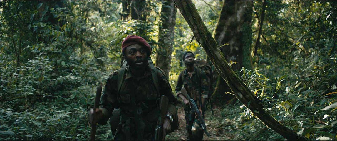 La Miséricorde de la Jungle : Photo Marc Zinga, Stéphane Bak