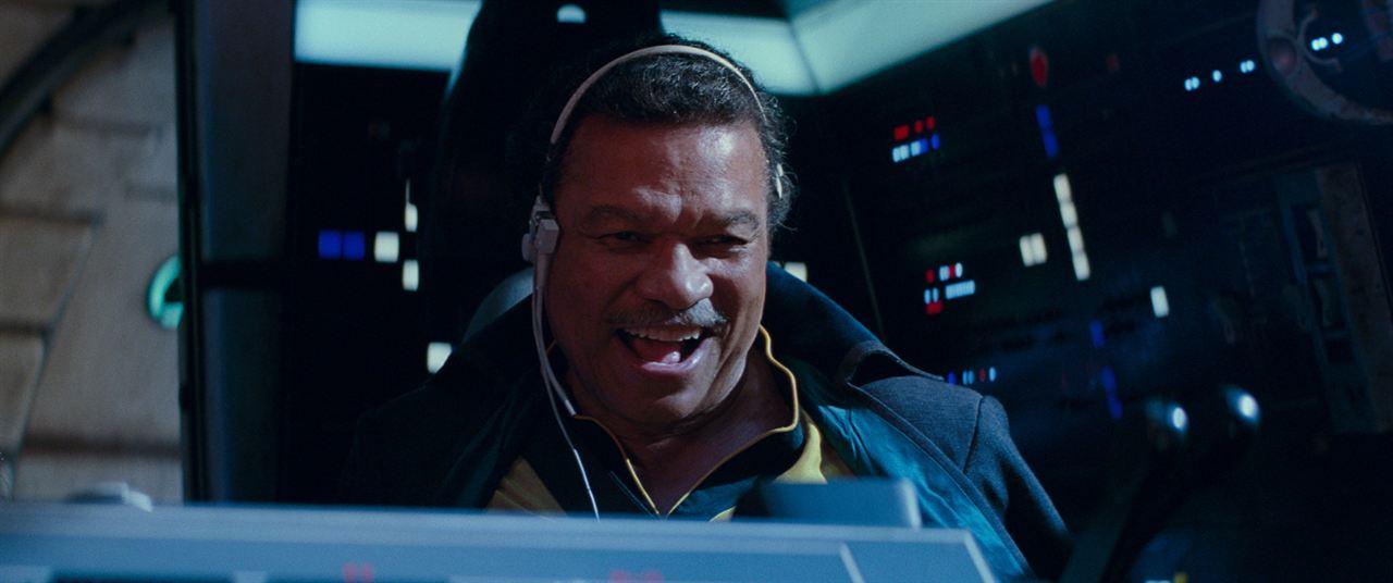 Star Wars: L'Ascension de Skywalker : Photo Billy Dee Williams
