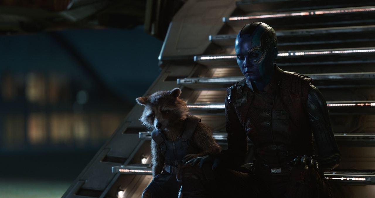 Avengers: Endgame : Photo Karen Gillan