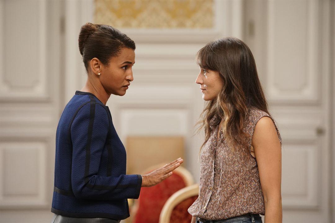 Alice et le maire : Photo Anaïs Demoustier, Léonie Simaga