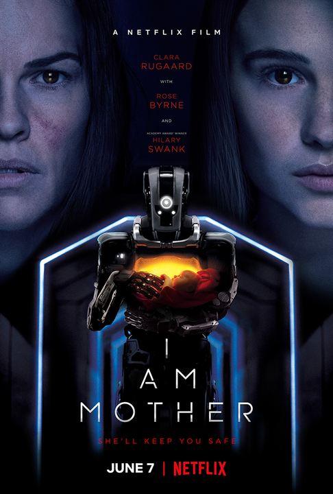 I Am Mother : Affiche