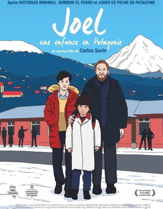Joel, une enfance en Patagonie : Affiche