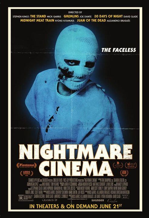Nightmare Cinema : Affiche