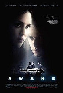 Awake : Affiche