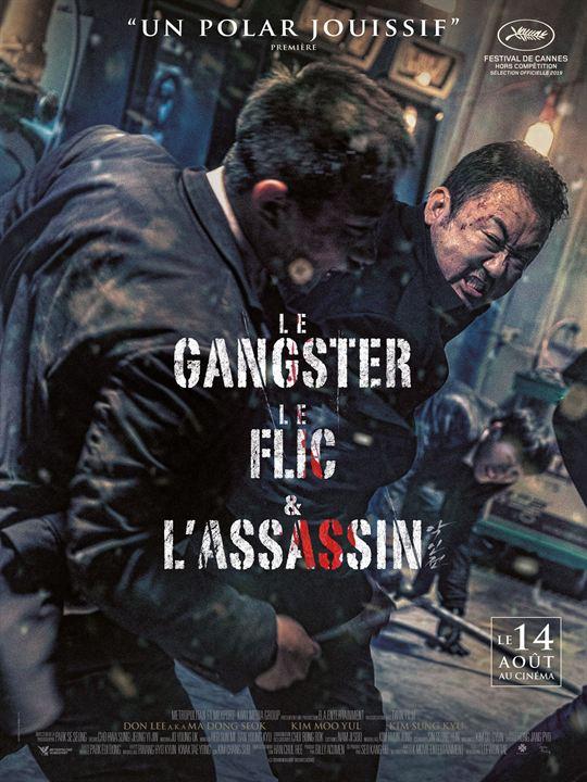 Le Gangster, le flic & l'assassin : Affiche