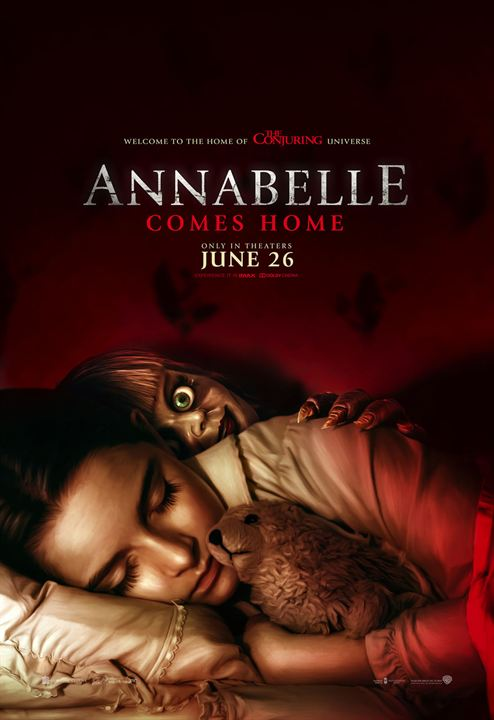Annabelle – La Maison Du Mal : Affiche