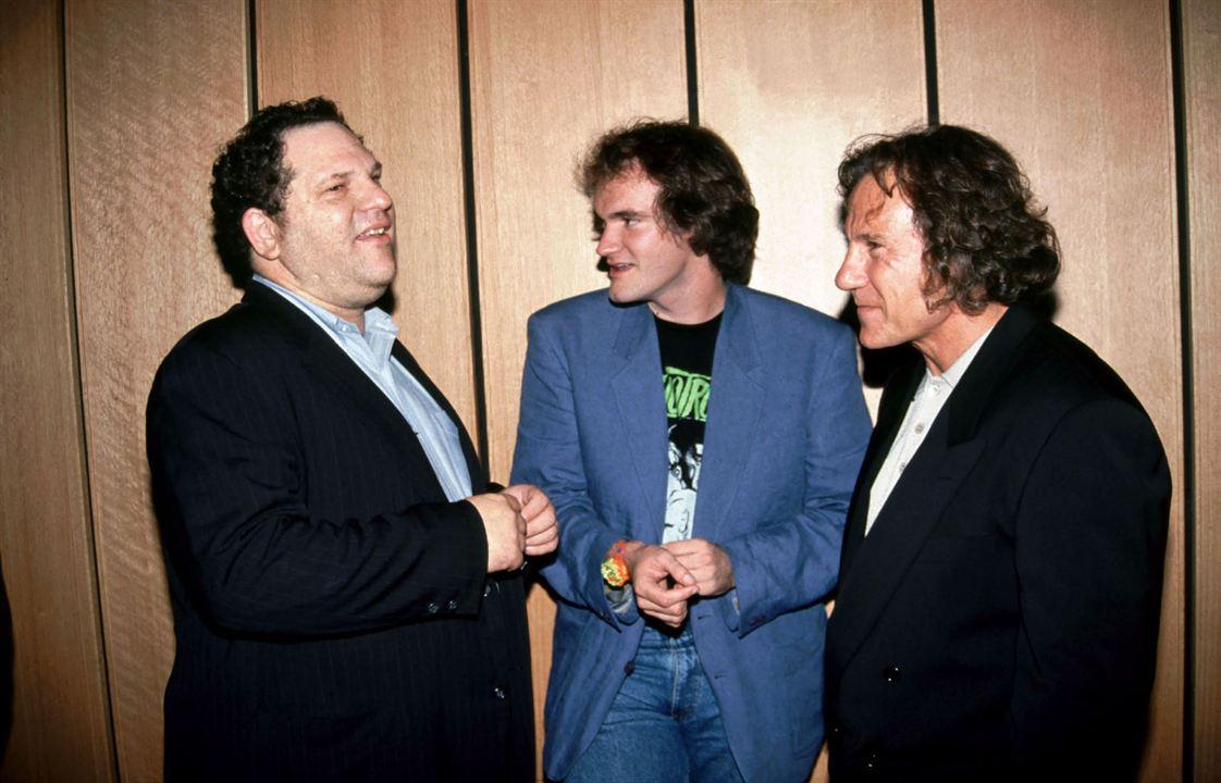 L'Intouchable, Harvey Weinstein : Photo Harvey Weinstein, Quentin Tarantino