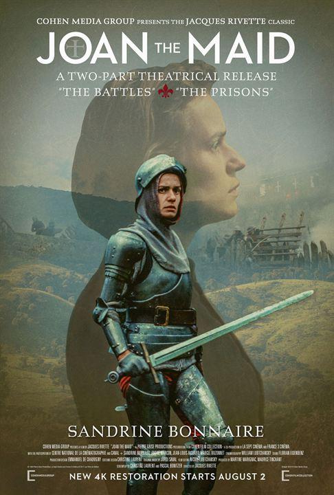 Jeanne la Pucelle I - Les batailles : Affiche