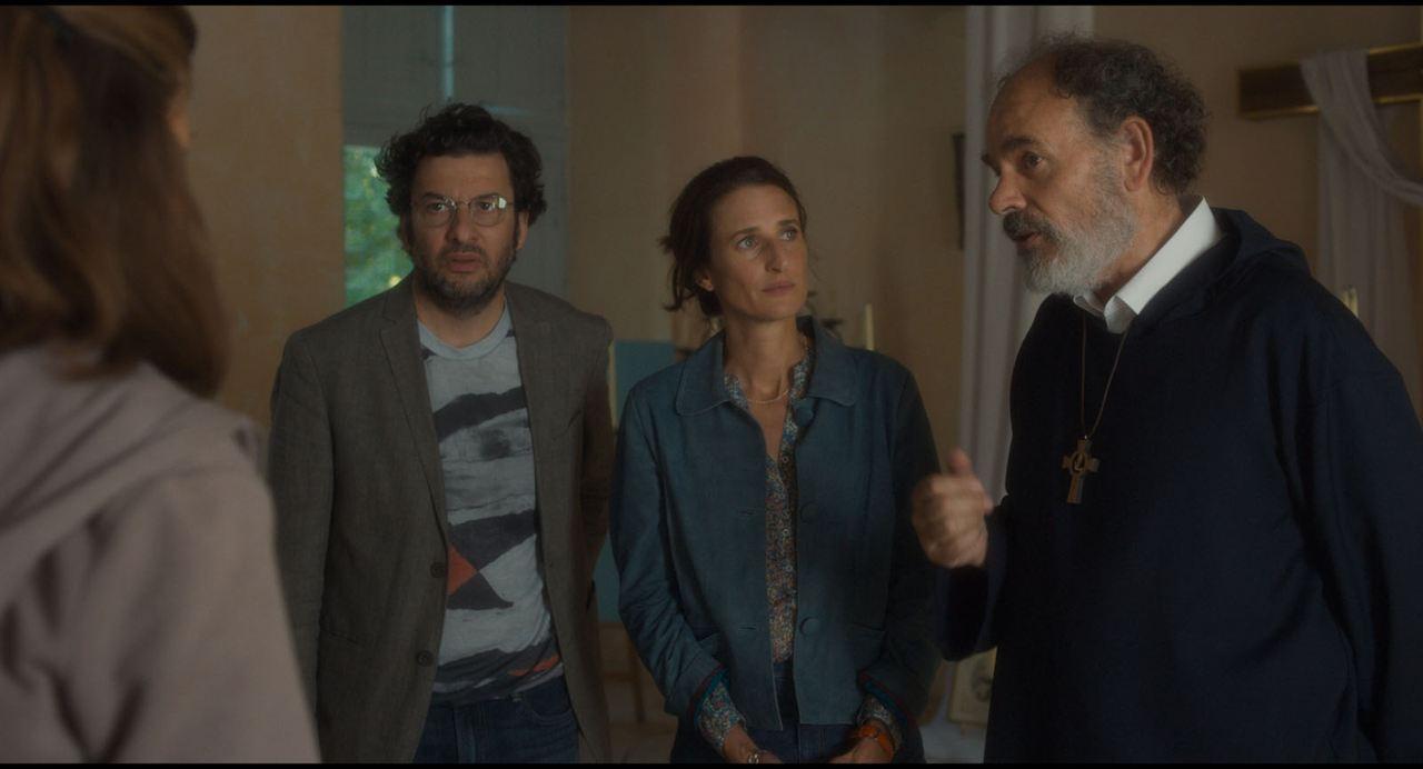 Les Éblouis : Photo Camille Cottin, Eric Caravaca, Jean-Pierre Darroussin