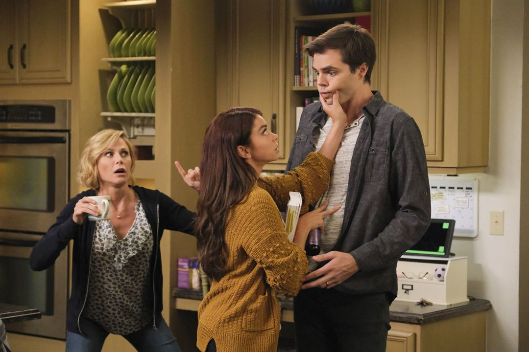 Photo Julie Bowen, Reid Ewing, Sarah Hyland