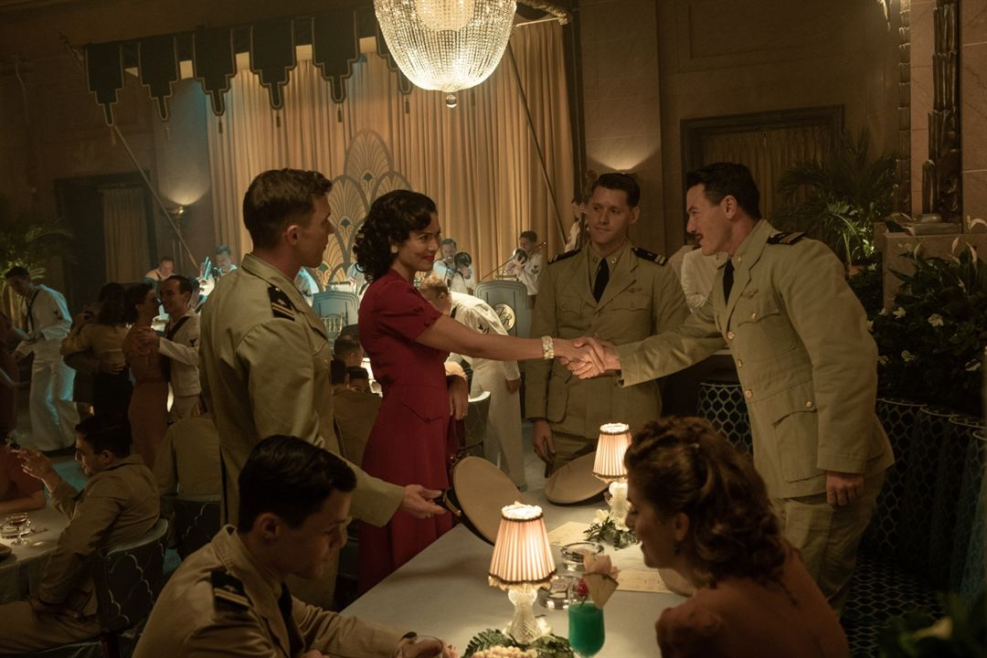 Midway : Photo Ed Skrein, Luke Evans, Mandy Moore