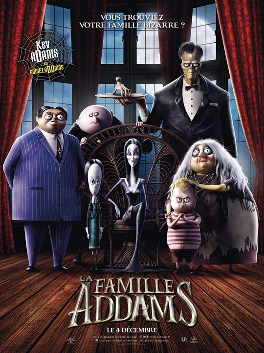 La Famille Addams : Affiche