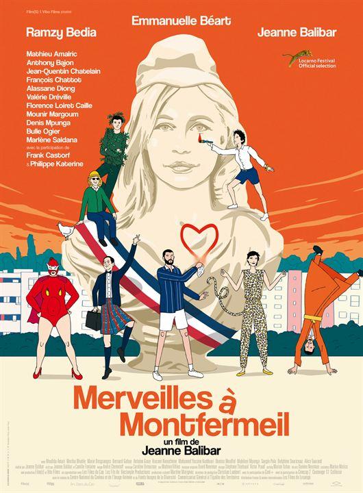 Merveilles à Montfermeil : Affiche
