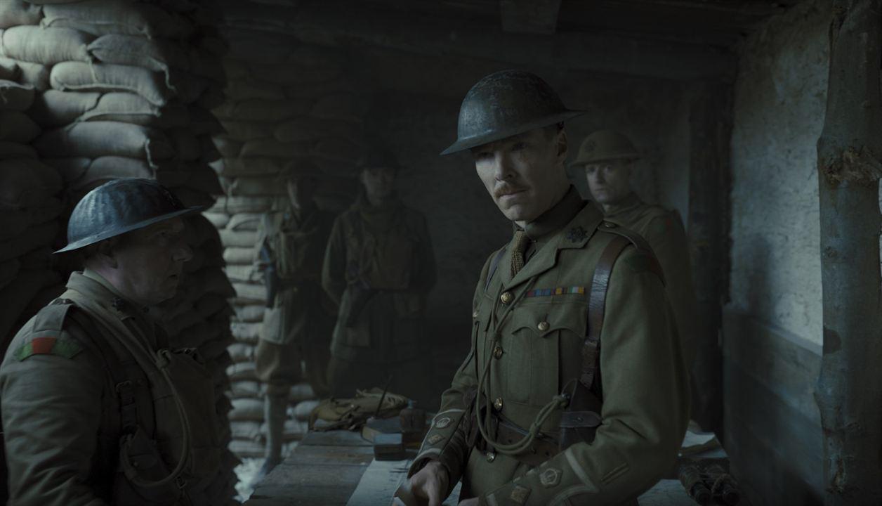 1917 : Photo Benedict Cumberbatch
