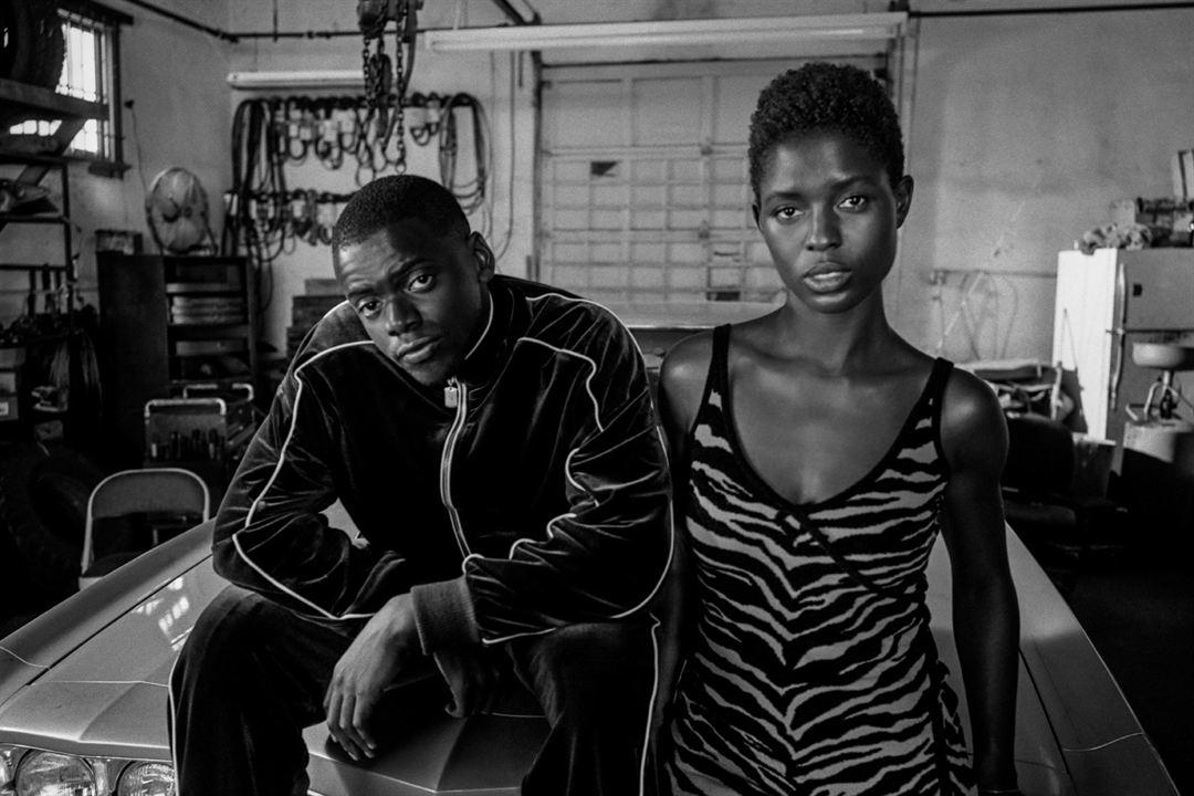 Queen & Slim : Photo Daniel Kaluuya, Jodie Turner-Smith
