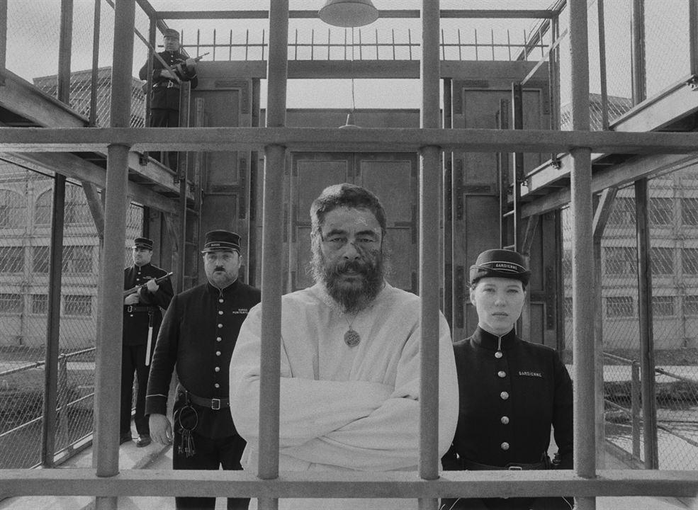 The French Dispatch : Photo Benicio Del Toro, Denis Ménochet, Léa Seydoux
