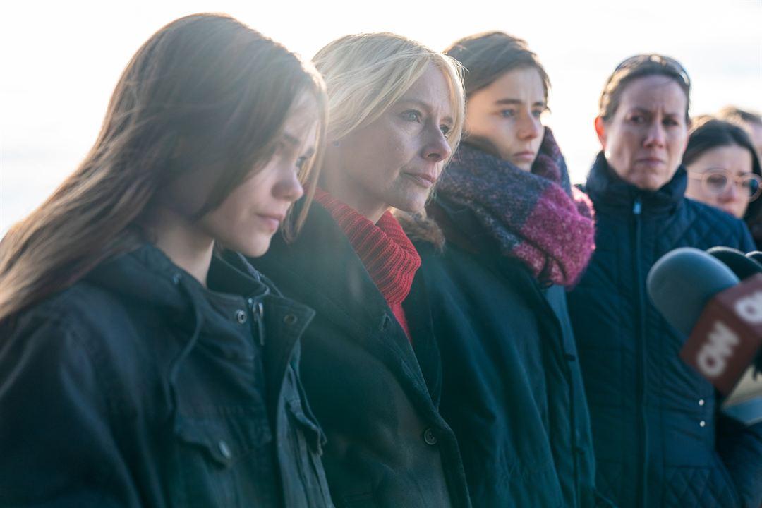 Lost Girls : Photo Amy Ryan, Miriam Shor, Oona Laurence, Thomasin McKenzie