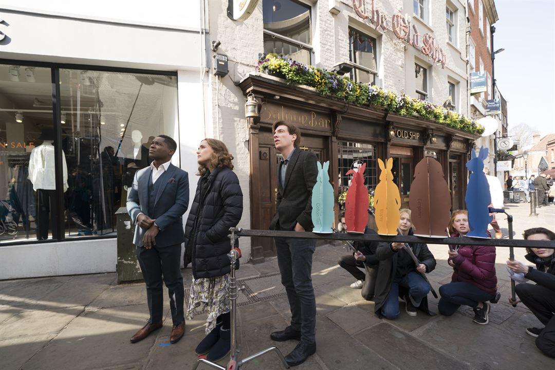 Pierre Lapin 2 : Panique en ville : Photo David Oyelowo, Domhnall Gleeson, Rose Byrne