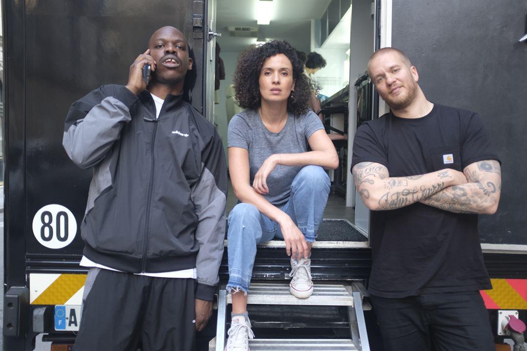 Tout Simplement Noir : Photo Amelle Chahbi, Jean-Pascal Zadi, John Wax
