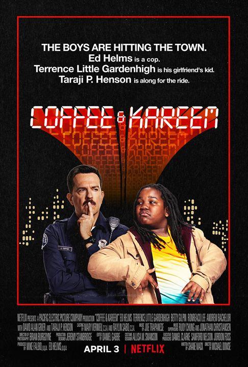 Coffee & Kareem : Affiche